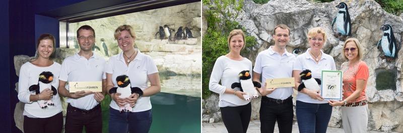 Pinguin-Patenschaft