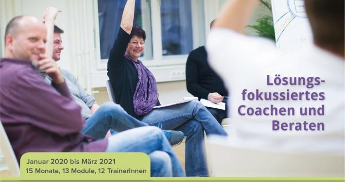 Flyer-Bild zum Coachinglehrgang