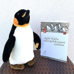 Charly - unser Pinguin 1