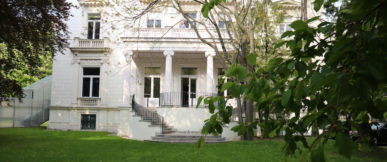 Foto vom Palais Strudlhof