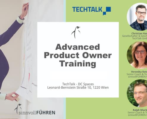 Advanced Product Owner Kurs