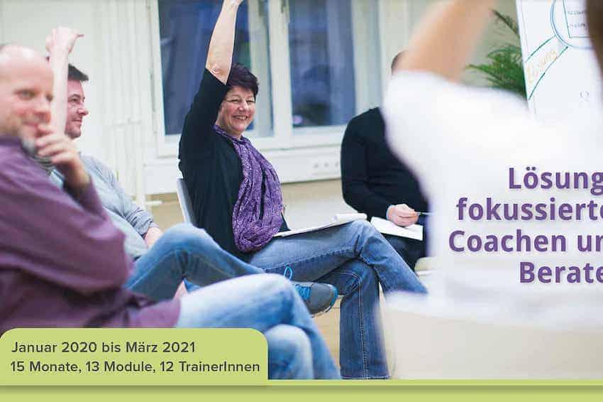 Bild Coachinglehrgang