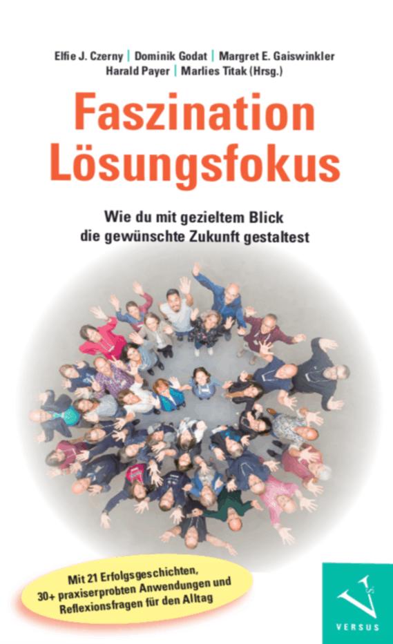 "Buchcover ""Faszination Lösungsfokus"""