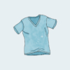 V-Neck T-Shirt 3